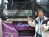 Dag 16 - De bus naar Puerto Natales