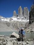Dag 21 - naar Base de las Torres en terug naar Refugio Los Torres Norte (8)