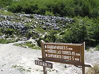 Dag 21 - naar Base de las Torres en terug naar Refugio Los Torres Norte (9)