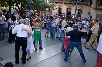 Dag 25 - Tango op straat