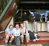 Dag 09 - Afscheid van ons reisgezelschap bij de Marangu Gate