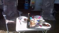 152 camping was een tussenstop naar Lubeck