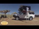 Safari Car Rental Namibia - Set Up Camp