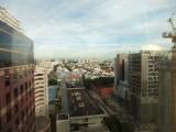 Uitzicht hotel Singapore