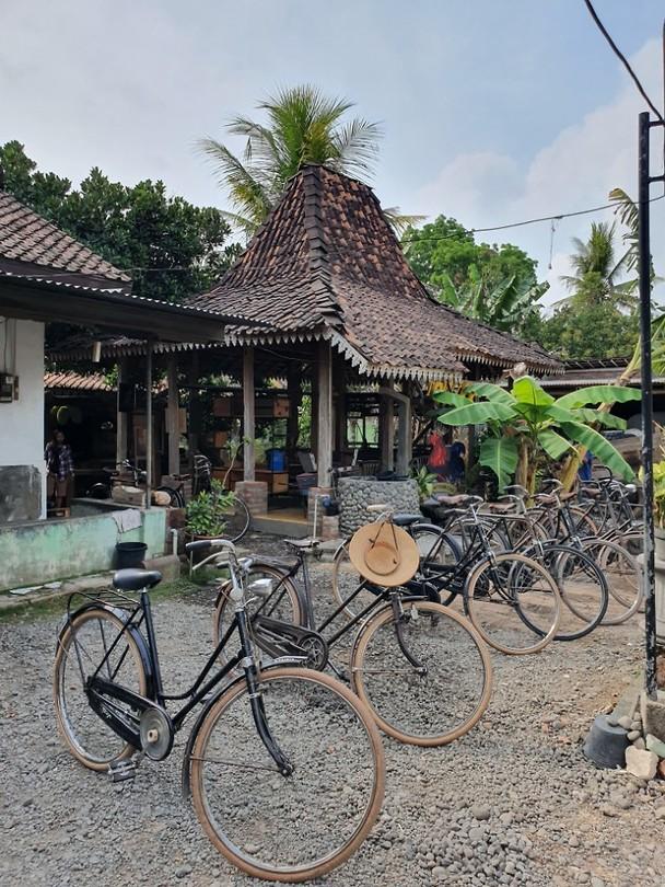 Hollandse fietsen