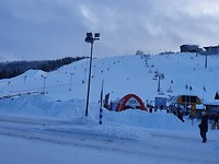 Skigebied levi