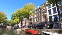 Rondvaart op eigen kiel door Amsterdam