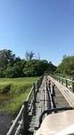 De brug naar North Gate