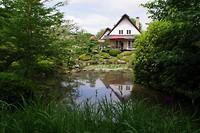 Japanse tuin in Denemarken