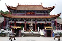 Bamboo tempel