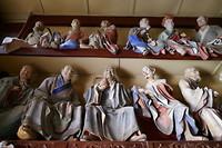 De monniken (een paar dan)