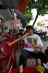 Bamboepijp nicotineshot