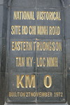 KM 0 Ho Chi Minh Road