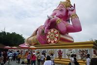 Ganesh, Wat Samanrattanaram