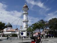 Oudste moskee van Penang