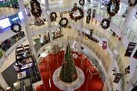 Kerst in Penang