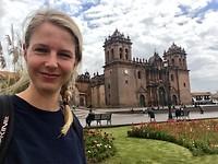 Plaza das Armas Cusco