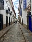 De mooie straatjes van Cusco
