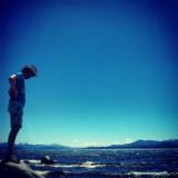 Het meer van Bariloche
