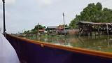 Klongtour door de kanalen van Bangkok