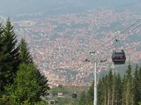 Kabelbaan Sarajevo
