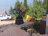 Olympische Bobsleebaan