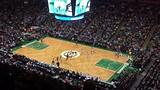 Boston Celtics (wit) vs. Utah Jazz (donker)