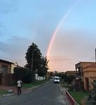 Regenboog in Soweto