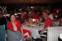 Eten bij Mykonos