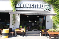 Club Radioactive bij Arkadia
