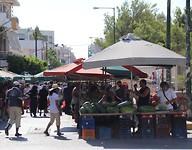 De zaterdagmarkt in Ierapetra