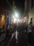 Avond in Santa Marta