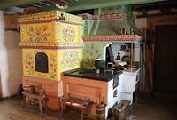 Poolse keuken in Etnografisch museum