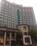 Het meest gebombardeerde hotel in de wereld