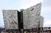 Hier werd de Titanic ooit gebouwd
