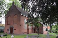 Kerkje in Zundert waar Van Gogh's vader dominee was