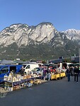 Vlooienmarkt op zondagochtend