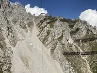 Met een funicular en de Nordkettenbahnen omhoog naar 2269 meter