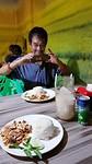 Uit eten met Aka