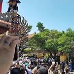 Koninklijke crematie in Ubud deel 2