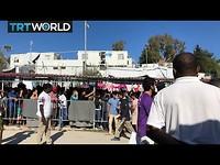 Refugee Crisis: Conditions dire at Greece's Moria camp