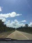 De weg naar Atjoni