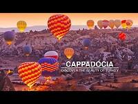 Discover Cappadocia, Turkey Travel Guide 2019 | Hot Air Balloon Flight in Cappadocia, Turkey