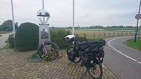 Airborne monument bij Grave