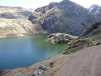 Het meer Kinsa Cocha