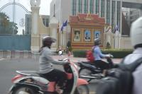 Stadsbeeld Pnomh Penh