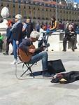 Eerste dag in Lissabon