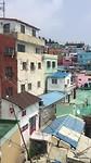 mooie gekleurde huizen