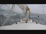 Zeilen op de Noordzee