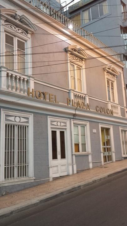 20160804_173139  Hotel in Arica